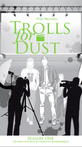 Trolls for Dust, new cover